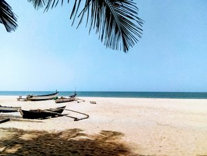 5 Day Luxury Private Spiritual & Transformative Yoga, Meditation & Therapy Retreat in Goa Beach