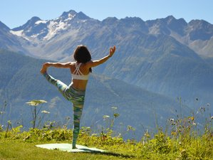 8 Day Yoga and Hiking Holiday in the Austrian Alps