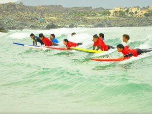 6 Days Beginner Surf Camp Chile