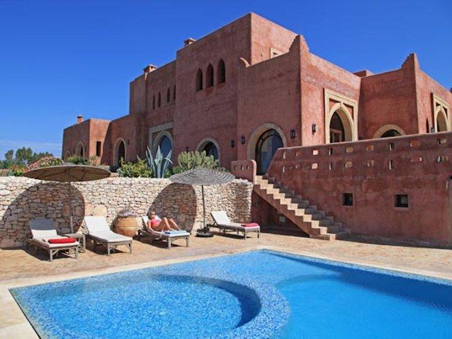 4 jours en stage de yoga énergisant et de méditation à Essaouira, Maroc