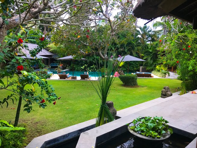 7 Days Luxury Women Spa and Yoga Retreat in Bali, Indonesia