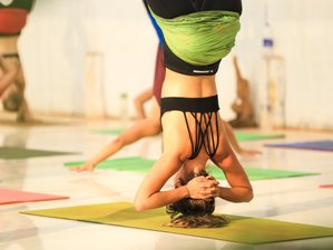12 Days 100-Hour Aerial and Yin Yoga Yoga Teacher Training in Goa, India