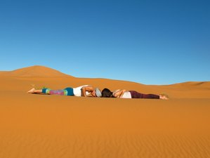 10 Days Desert Yoga Holiday in Morocco