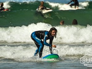 8 Day Surf Lessons Package for Level 2 in Taghazout, Agadir
