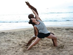 8 Days Inspiring Yoga, Dance, Pilates, and Garuda Holiday in Goa, India