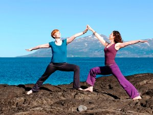 6 Days Under the Midnight Sun Yoga Retreat in Akureyri, Iceland