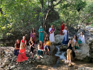 31 Days 200hr Traditional Yoga and Tantra Teacher Training for Women in Rishikesh, India