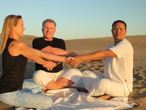 8 Tage Insel Yoga Urlaub an den Dünen Maspalomas