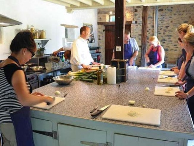 6 Days France Cooking Vacations