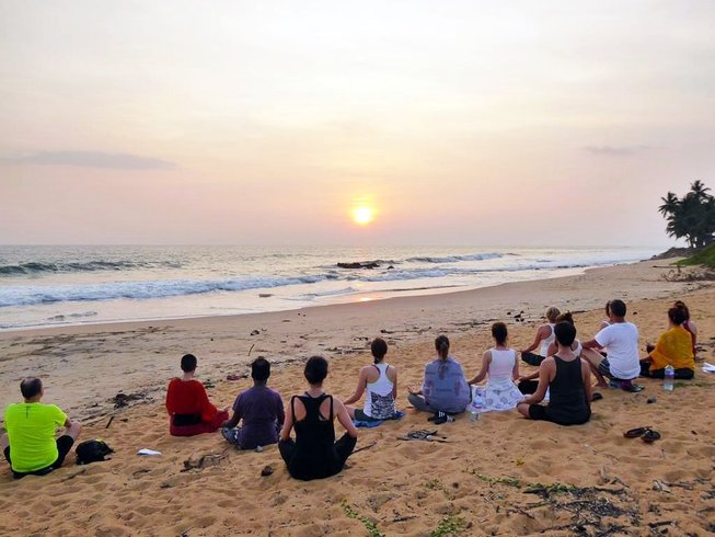11 Days Meditation and Yoga Retreat in Sri Lanka