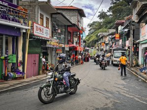 13 Day Hidden Sri Lanka Guided Motorbike Tour