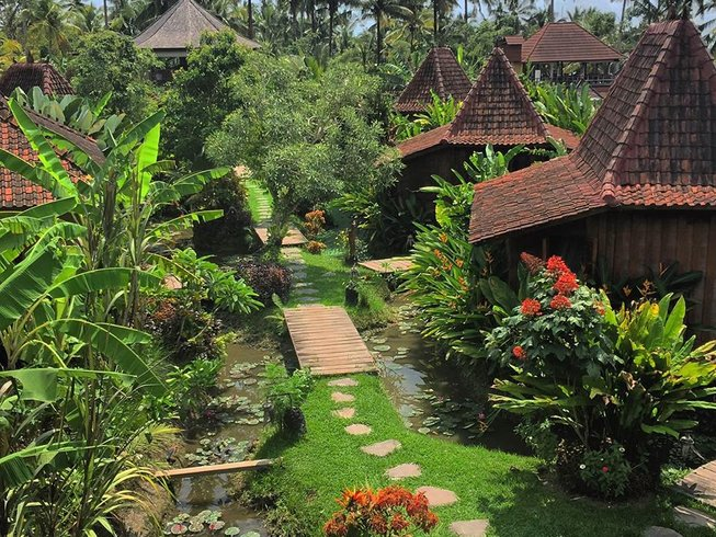 7 Days Detox Your Mind and Body Yoga Retreat in Bali, Indonesia