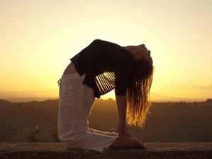 5 jours en vacances de yoga de luxe à Casperia, Italie