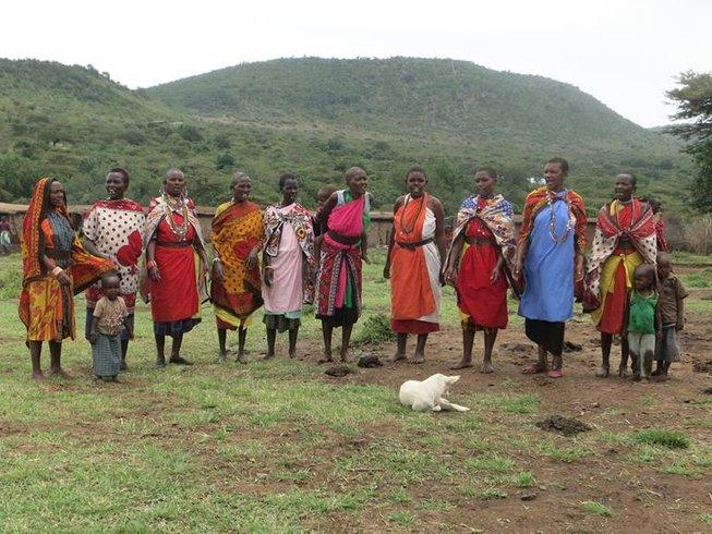 8 Days Wildlife Safari in Kenya