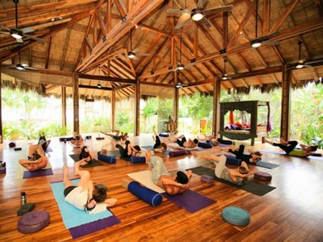 7 Days Yoga and Surf Retreat, Santa Teresa, Costa Rica