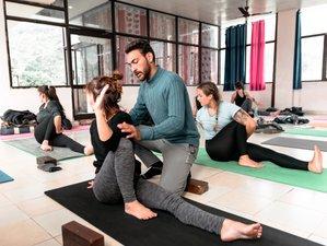 28 Day 200-Hours Intensive Ashtanga Yoga Teacher Training in Rishikesh
