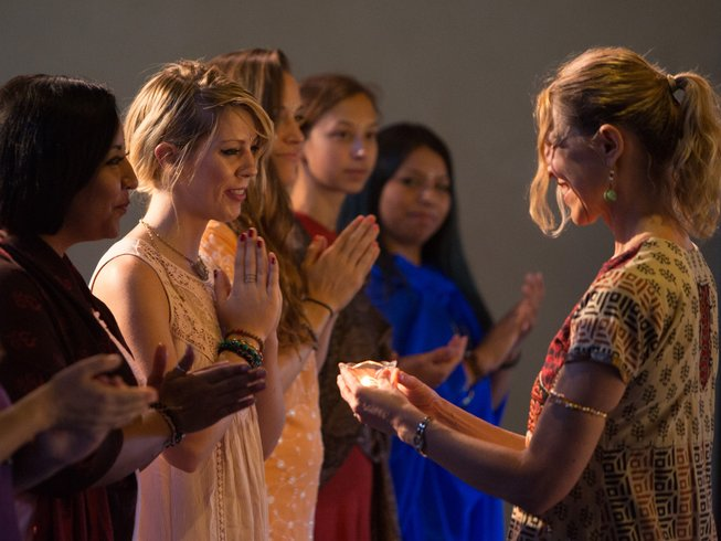 29 jours-200h de formation de professeur yoga ananda en Californie du Nord, États-Unis