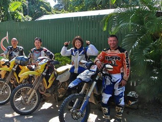 7 Days Trail Motorbike Tour Australia
