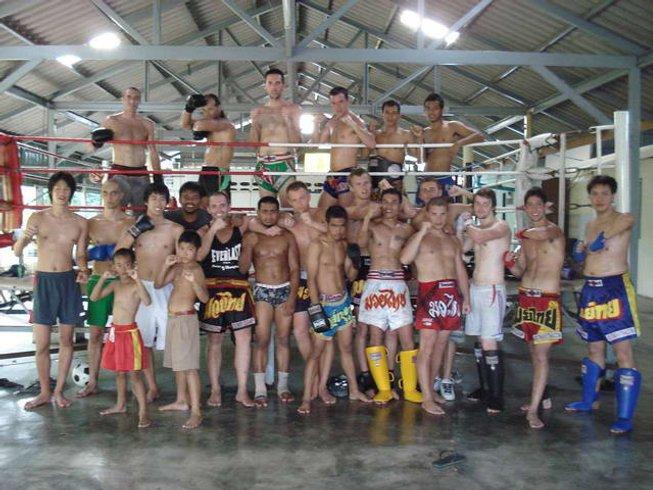 1 Month Rigorous Muay Thai Training in Phuket, Thailand
