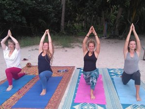 6 Days Let Go Flow Yoga Retreat in Maputo, Mozambique