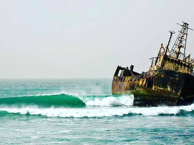 30 Days Surf Camp in Tamraght, Morocco