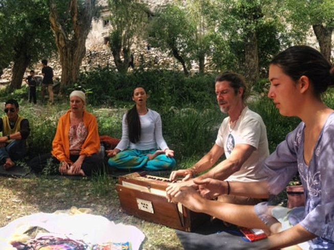 21 Days Spiritual Journey and Yoga Retreat in India