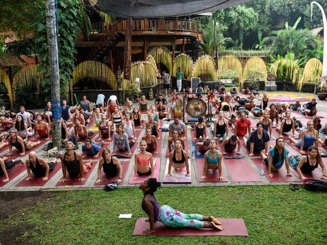 10 Days Trekking, Surfing, and Yoga Retreat in Bali
