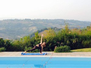 5 Day Wine Tasting and Yoga Holiday in Le Marche, Province of Macerata