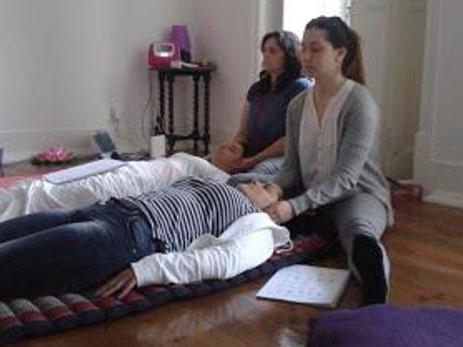 10 jours-100h de formation de professeur de yoga à Albufeira, Portugal