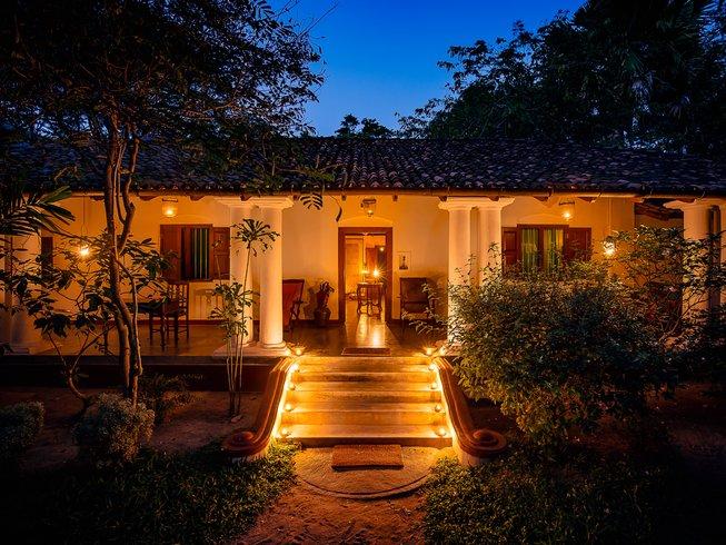14 Days Meditation and Vinyasa Yoga Retreat in Sri Lanka