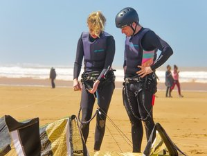 6 Day Energizing Kite Surf Camp Essaouira, Marrakesh-Safi
