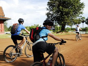 8 Days Guided Cycling Tour in Cambodia