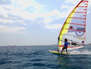 8 Days Cultural Tour & Windsurfing Surf Camp Greece