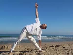 7 Days Low Stress and Personalized Yoga Retreat in Alicante, Spain