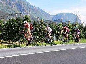 9 Days Giro Dolomiti Plus Stelvio Cycling Holiday in Italy