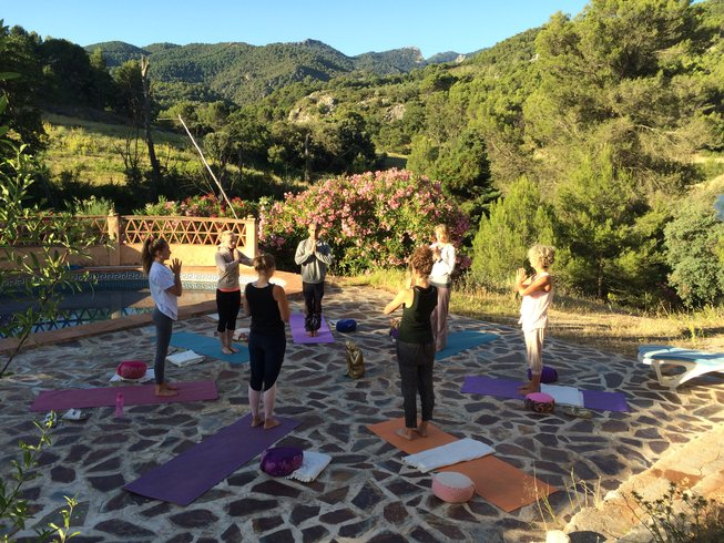 7 Days Yoga and Meditation Retreat in Spain
