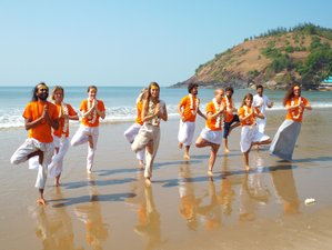 25 Day Enriching Hatha Yoga Teacher Training in Ashvem Beach, Goa