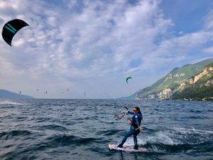 5 Tage Aufregender Kitesurf Urlaub am Gardasee, Italien