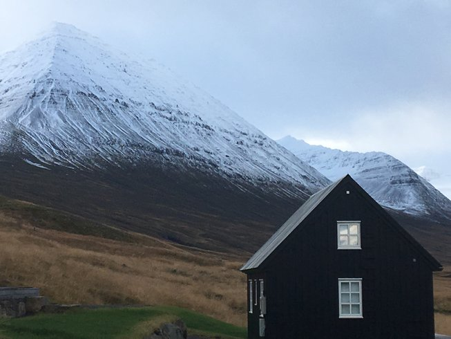 6-Daagse Yoga Retraite op de Troll Peninsula, IJsland