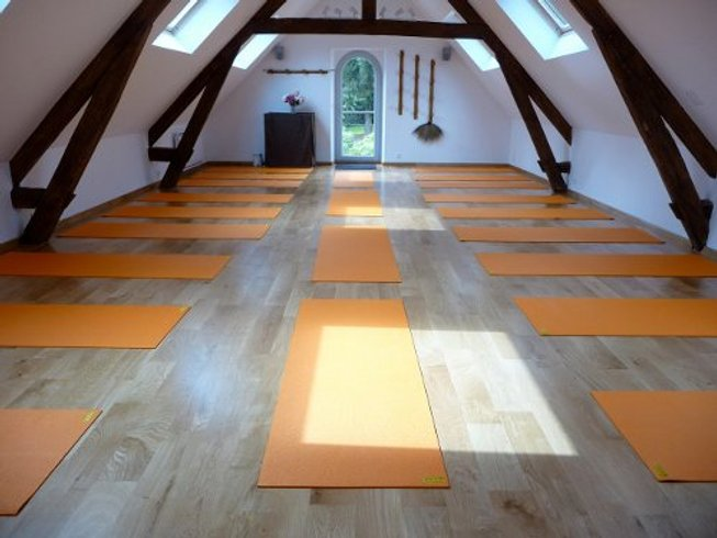 3 Days Summer Vinyasa Yoga in France