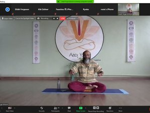 1 Week Online Meditation Workshop with Swami Amarna Anand to Witness The Mind