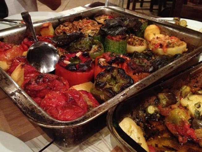 4 Days Cretan Vegetarian Cooking Holidays in Greece