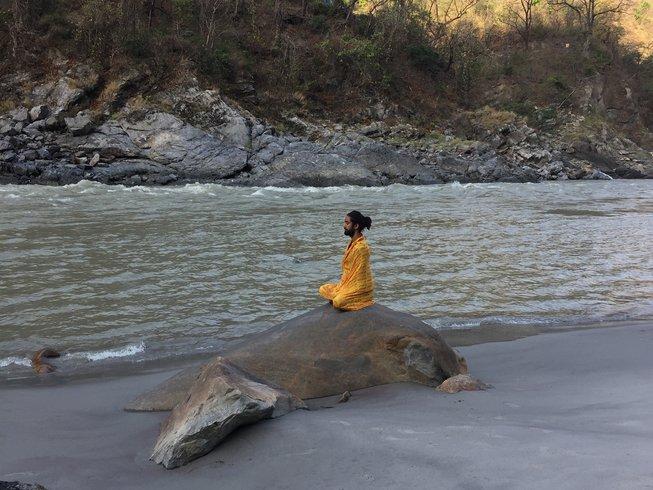 6 días retiro de yoga, meditación y bienestar de cuerpo, mente y alma en Rishikesh, India