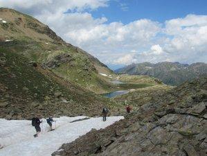 7-Daagse Meditatieve Berghuttentocht met Yoga door de Italiaanse Alpen