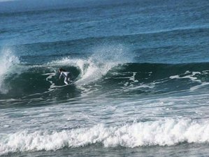 5 Days Safe Surf Guiding in Lisbon District, Portugal