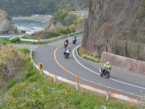 7 Days Guided Hokkaido Island Motorcycle Tour in Japan