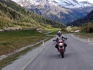 3 Day Kurvenkonig Special Self-Guided Motorcycle Holiday in Kaprun, Salzburg