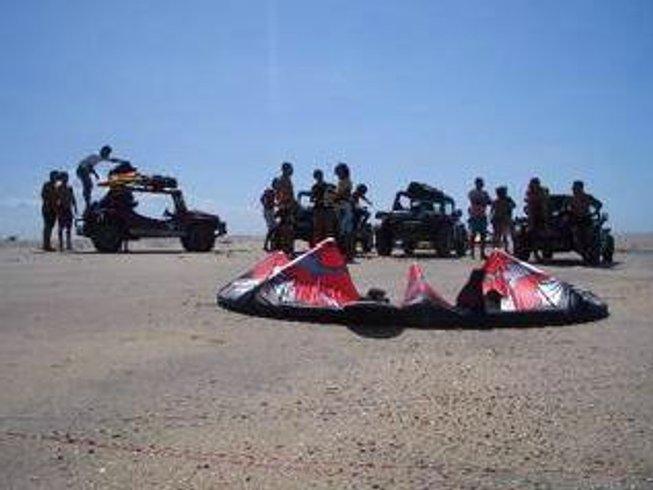 7 Days Kite Surfari Surf Camp Brazil