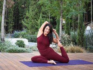 3 Day 5 Elements Weekend Yoga Retreat in Mystras, Peloponnese