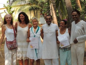 28 Days 200-Hour Hatha Yoga Teacher Training in Goa, India